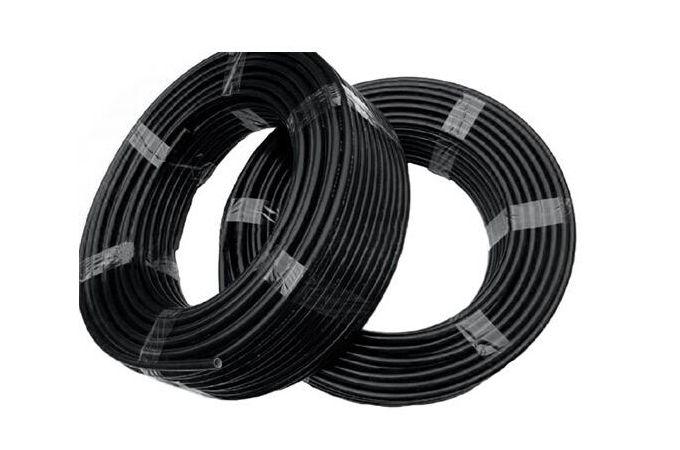 黑色pe水管